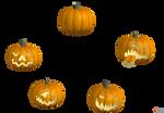 Pumpkins by IDW