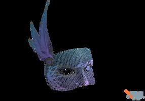 Midnight mask - no decos model by Tiffli