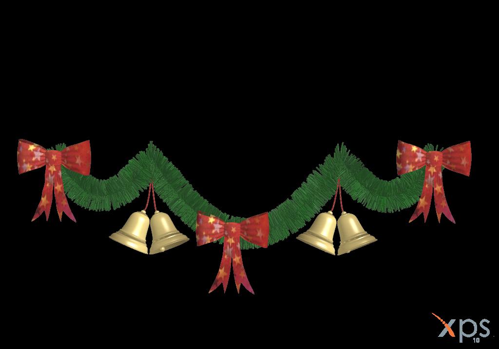Christmas Tinsel Transparent.Christmas Tinsel Deco By Tiffli On Deviantart