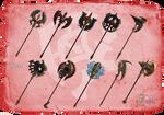 TERA - Berserk weapon pack3