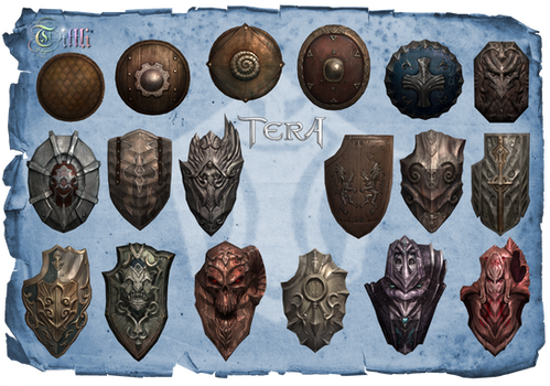 TERA - Lancer Shield pack1