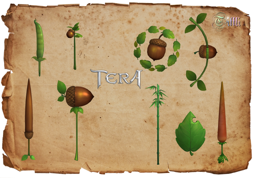 TERA - event - Forest Collection