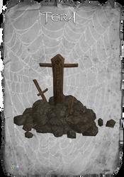 TERA Stone Grave by Tiffli