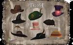 TERA - Hats