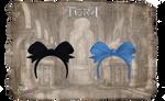 TERA - Headbands Ribbons