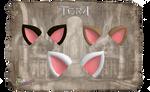 TERA - Triple Kitty Ears