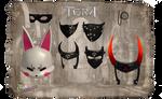 TERA - Masks Pack01