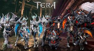 Tera Glacial Obsydian event52 by Tiffli