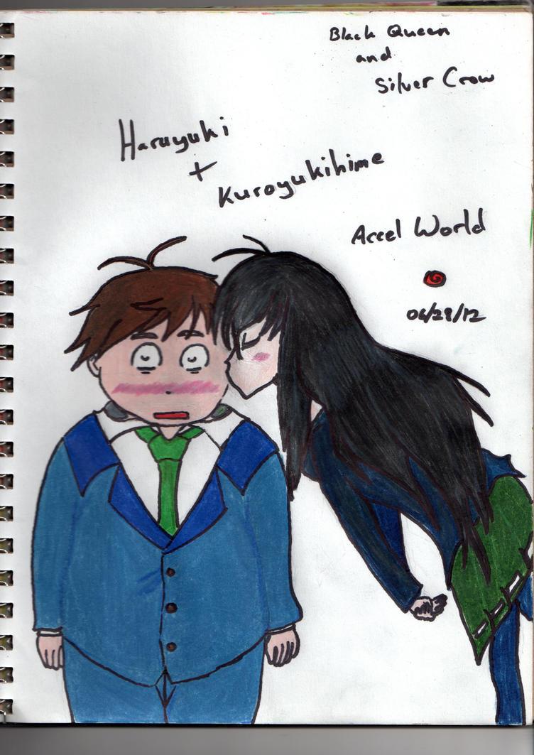 haruyuki and kuroyukihime relationship