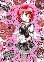 Candy Hoshiko by SilverChaim