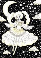 Vanilla Moon by SilverChaim