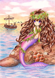 C: Mermaid by SilverChaim