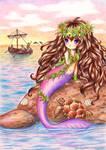 C: Mermaid