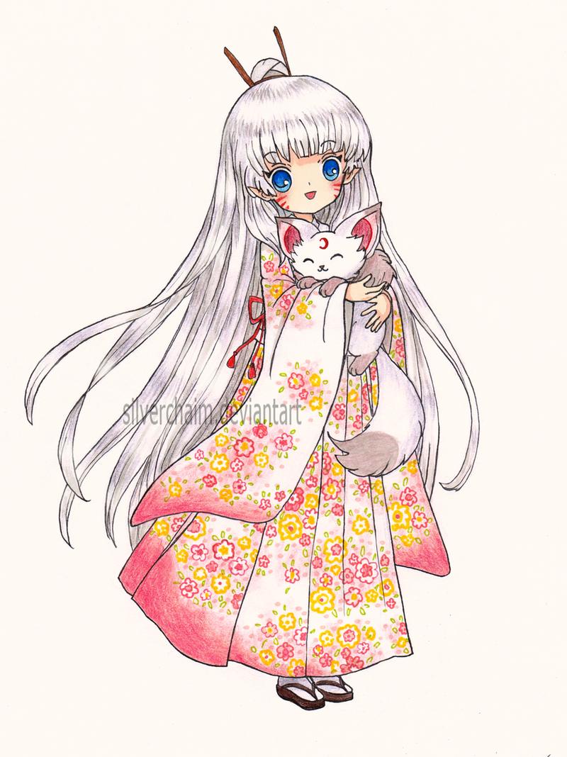 C: Yukiko by SilverChaim