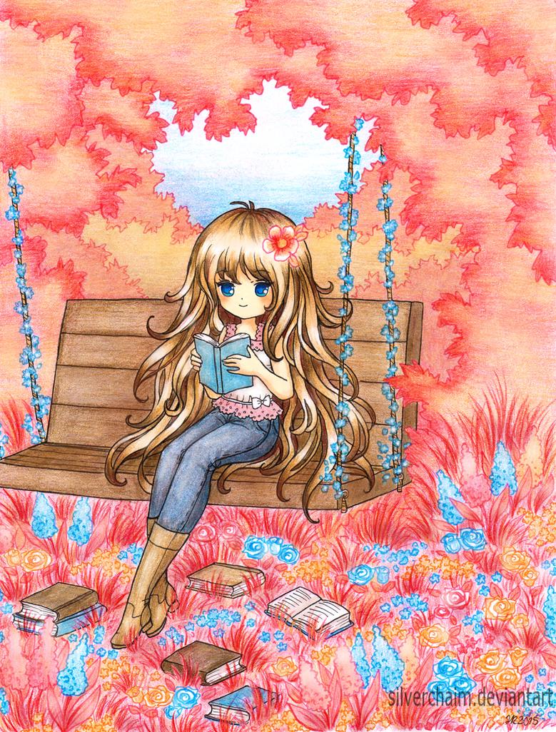 C: Summer Garden by SilverChaim