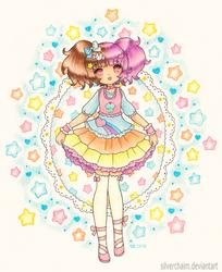 C: Pastel Stars by SilverChaim