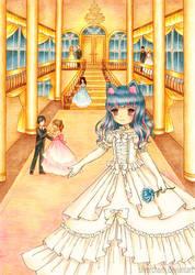 C: Dance with me by SilverChaim