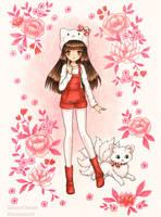 C: Hello Kitty by SilverChaim