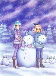 C: Agitha and Hajime