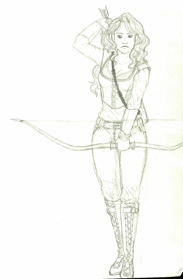Archer by MaidenOfTheBlade