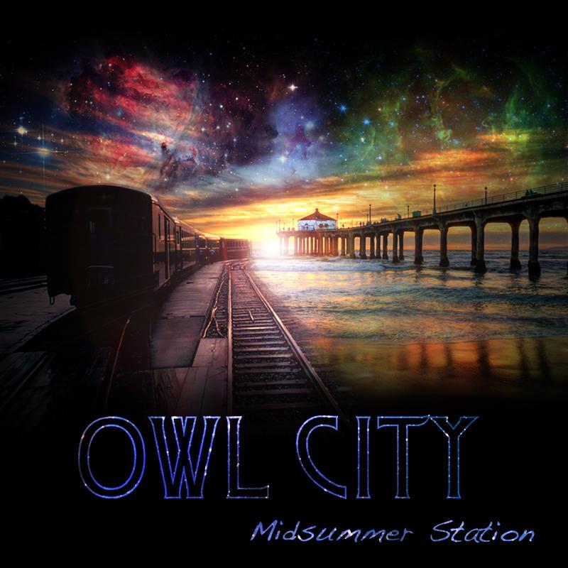 Fake Midsummer Station album cover by MaidenOfTheBlade