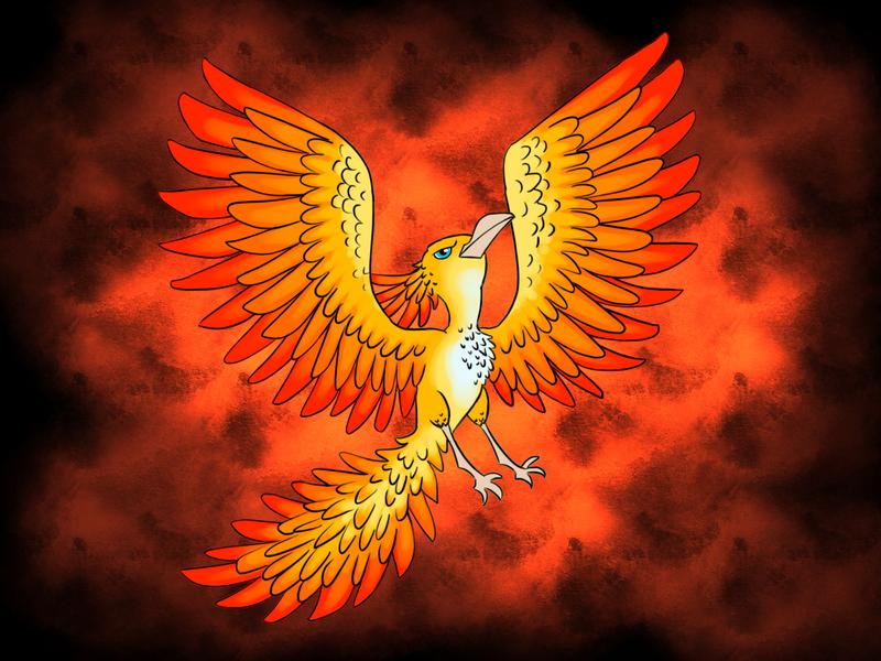 Phoenix by MaidenOfTheBlade