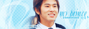 Cute YoonHo on Blue by Yoonz14