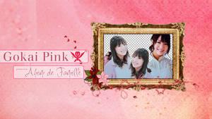 Gokai Pink - Ahim de Famille