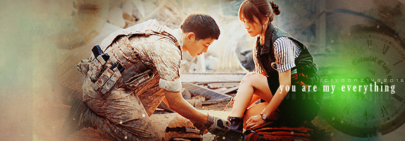 Descendant of the Sun - You're My Everything by Yoonz14