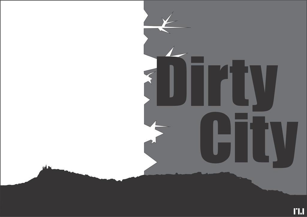 Dirty city by MarioSav