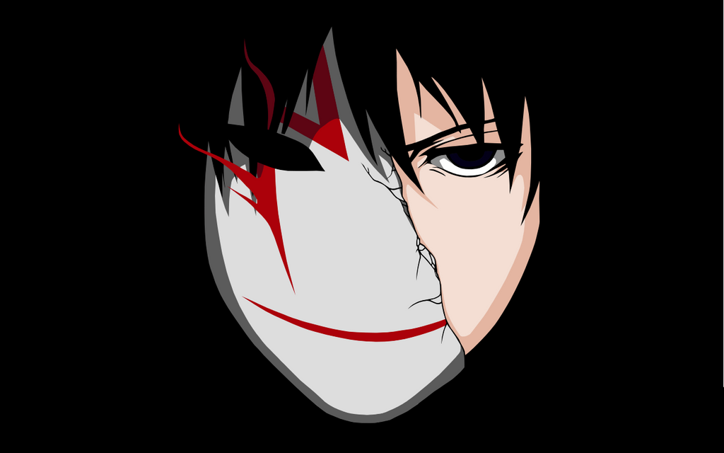 Wallpapers Darker Than Black Hei S Mask By Ceelker On Deviantart