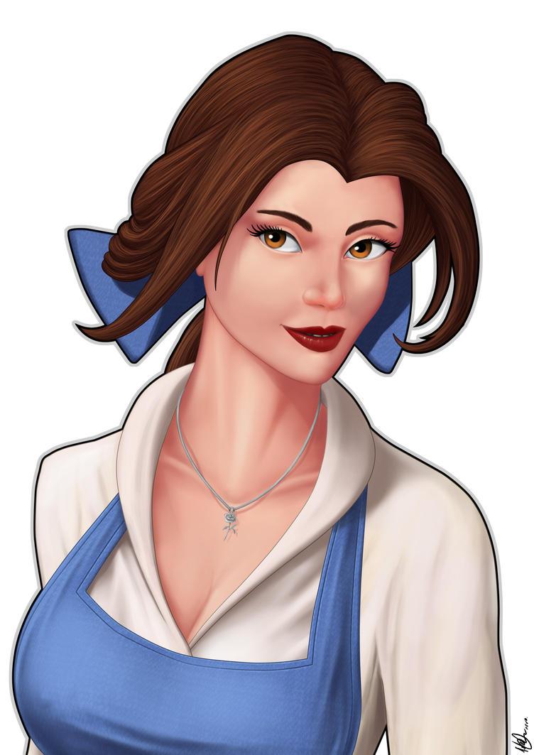 Belle by TheArtofAdam