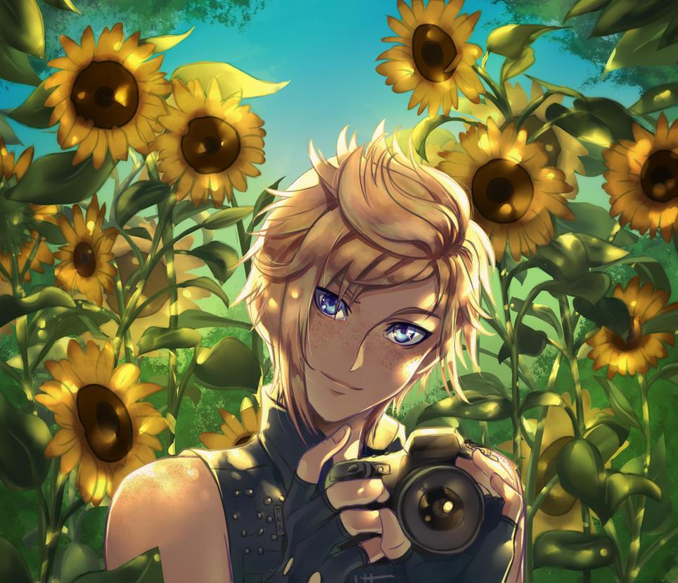 Sunshine Child by Jennax3