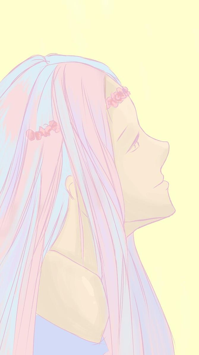 Rainbow Pastel by xXWisdomArtXx