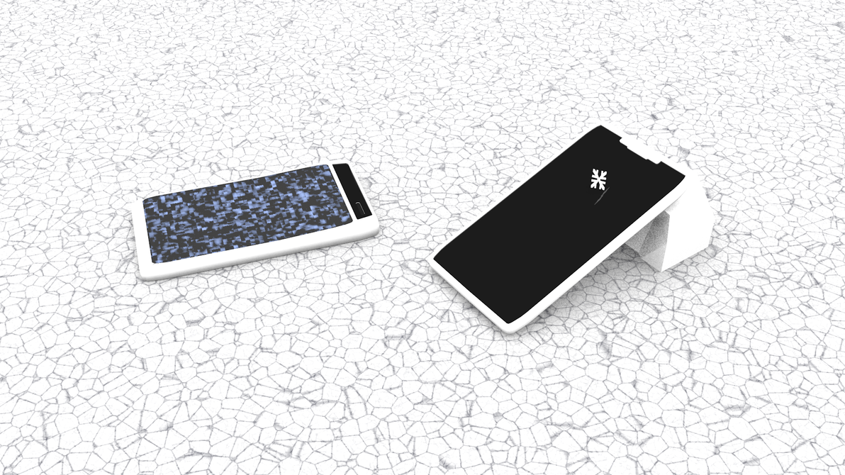 razr maxx white and erm no buttons. by Swivel-Zimber