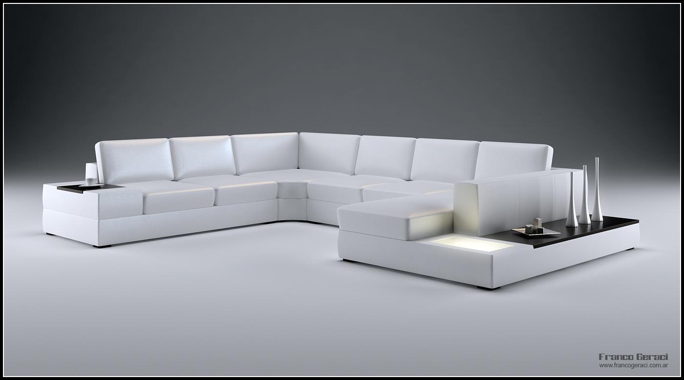 3d big sofa design 01 by feg on deviantart. Black Bedroom Furniture Sets. Home Design Ideas