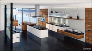 3D Kitchen - part 2 of 3