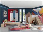 3D Bedroom 10