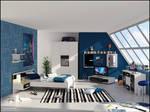 3D Bedroom 11