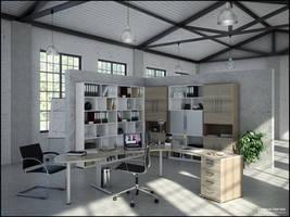 3D Office 4 by FEG