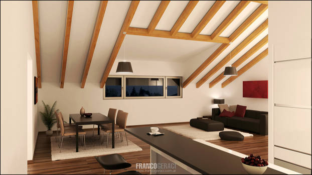 3D Room 02