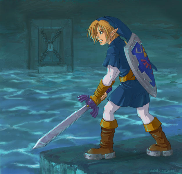 Image Association Water_Temple_Link