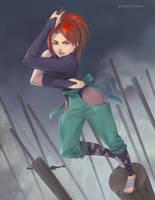 Ninja Playground by paintpixel