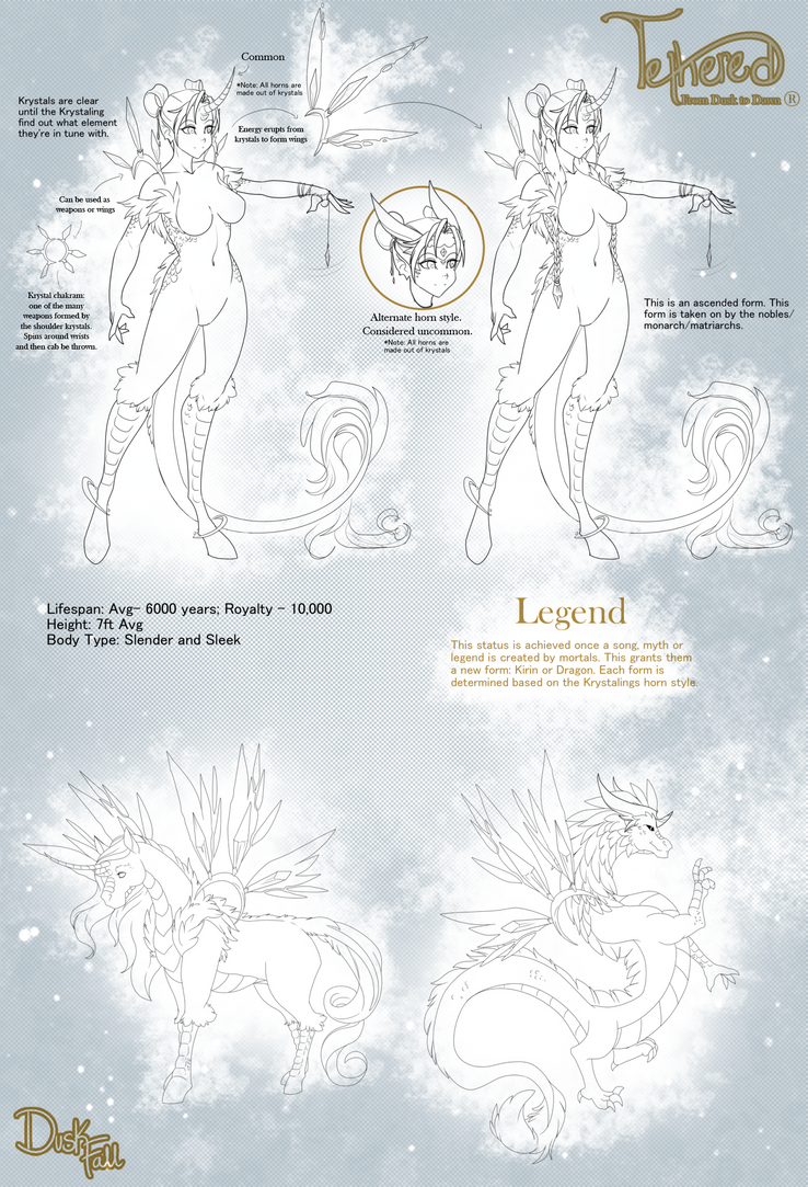 Female Krystaling chart by TetheredManga