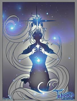 Tethered Star Goddess