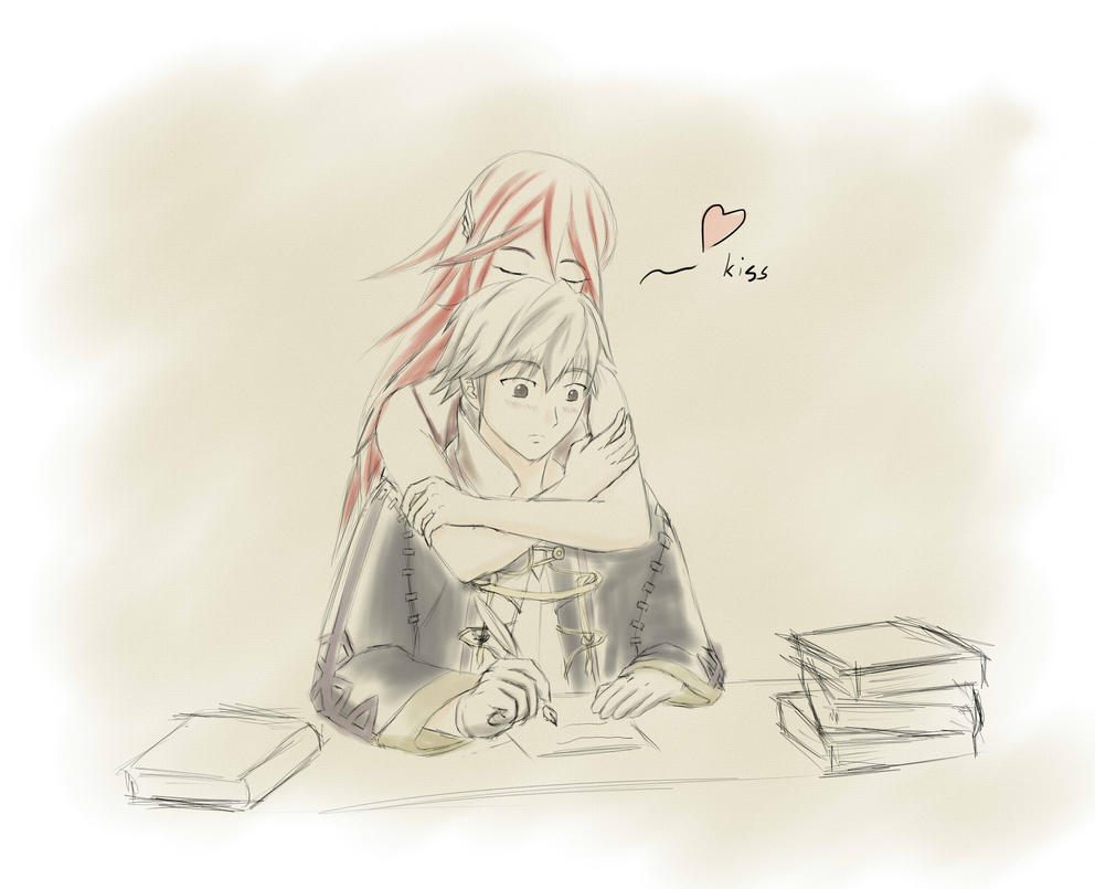 Cordelia is love by kuroi-kenshi