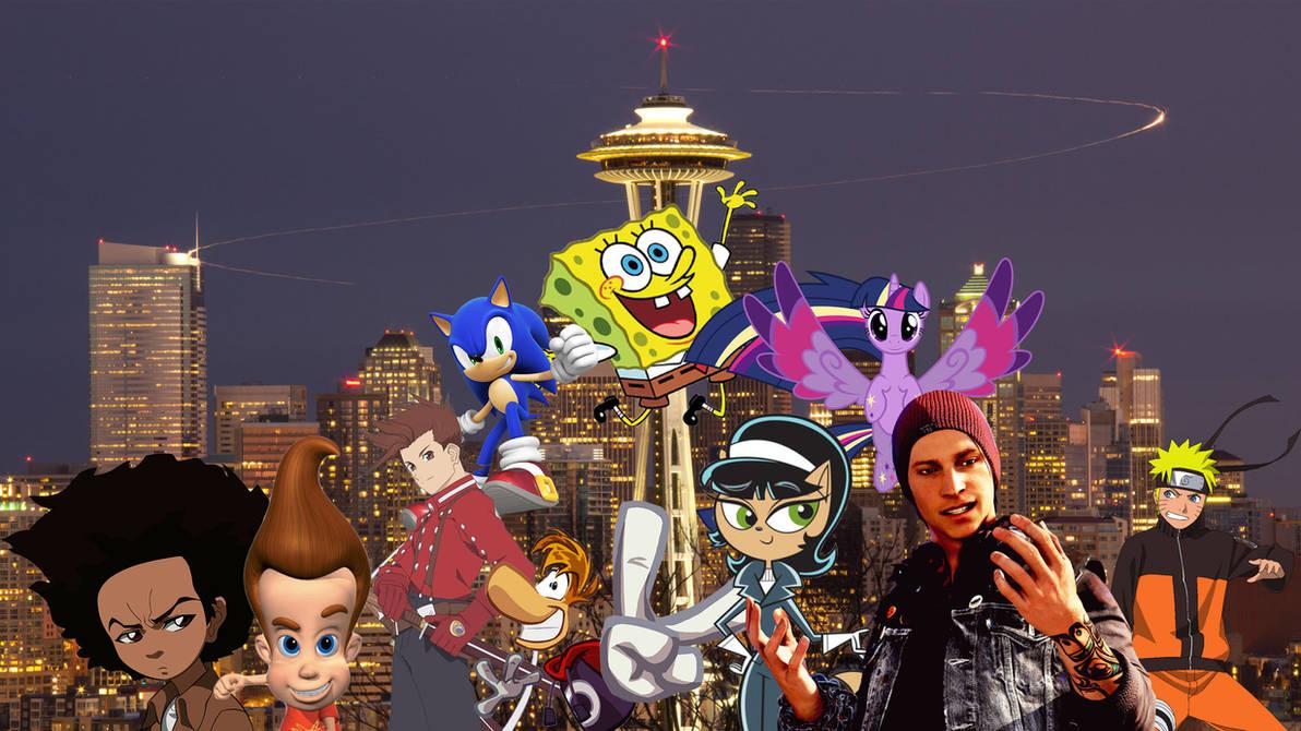 TaShawn's Crossover Desktop Collage