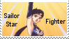 Sailor Star Fighter Stamp by aoi-ryu