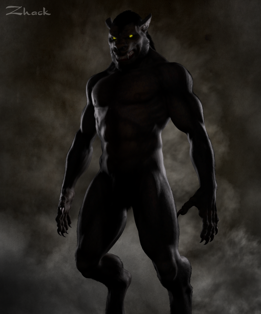 the wolfmanzhack-isfaction on deviantart