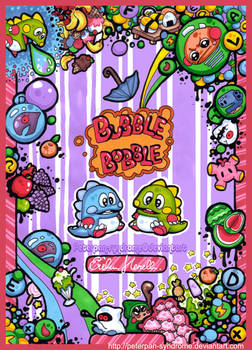 Bubble Bobble - Life is a Game